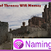 Game Of Thrones Wifi Names [2019 Latest Collections]