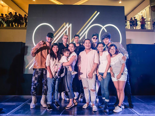 CNCO Latin Boyband Live in the Philippines!