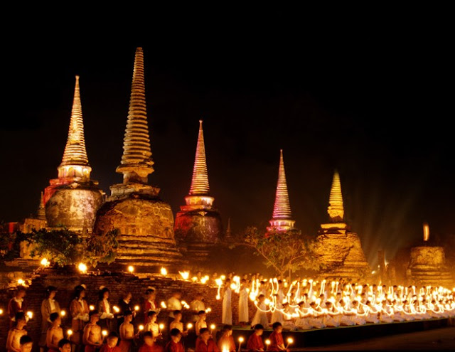 The Greatest Tourist Attractions Of Thailand