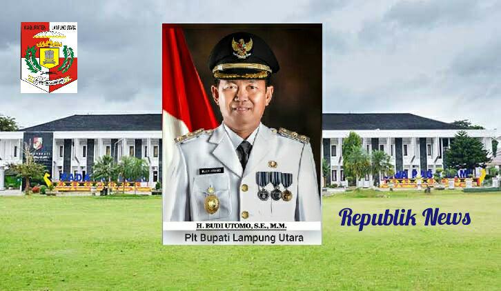 Definitif Bupati Kabupaten Lampung Utara