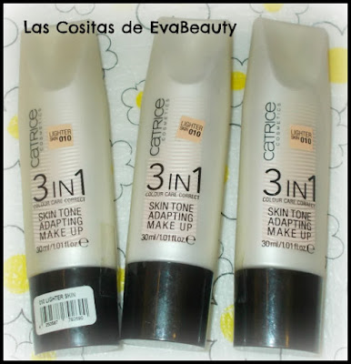 Decluttering maquillaje base catrice