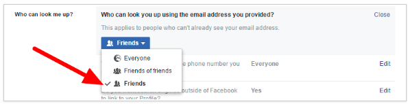 How To Set My Facebook Account To Private<br/>