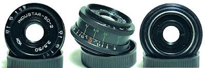 Industar-50-2 50mm F2.5 (M42 Mount) #242