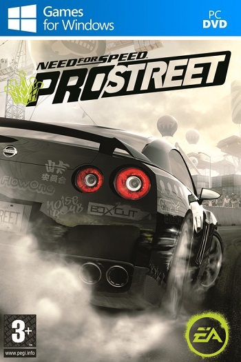 nfs need for speed prostreet