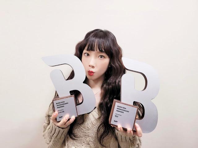 SNSD Taeyeon Bugs Music