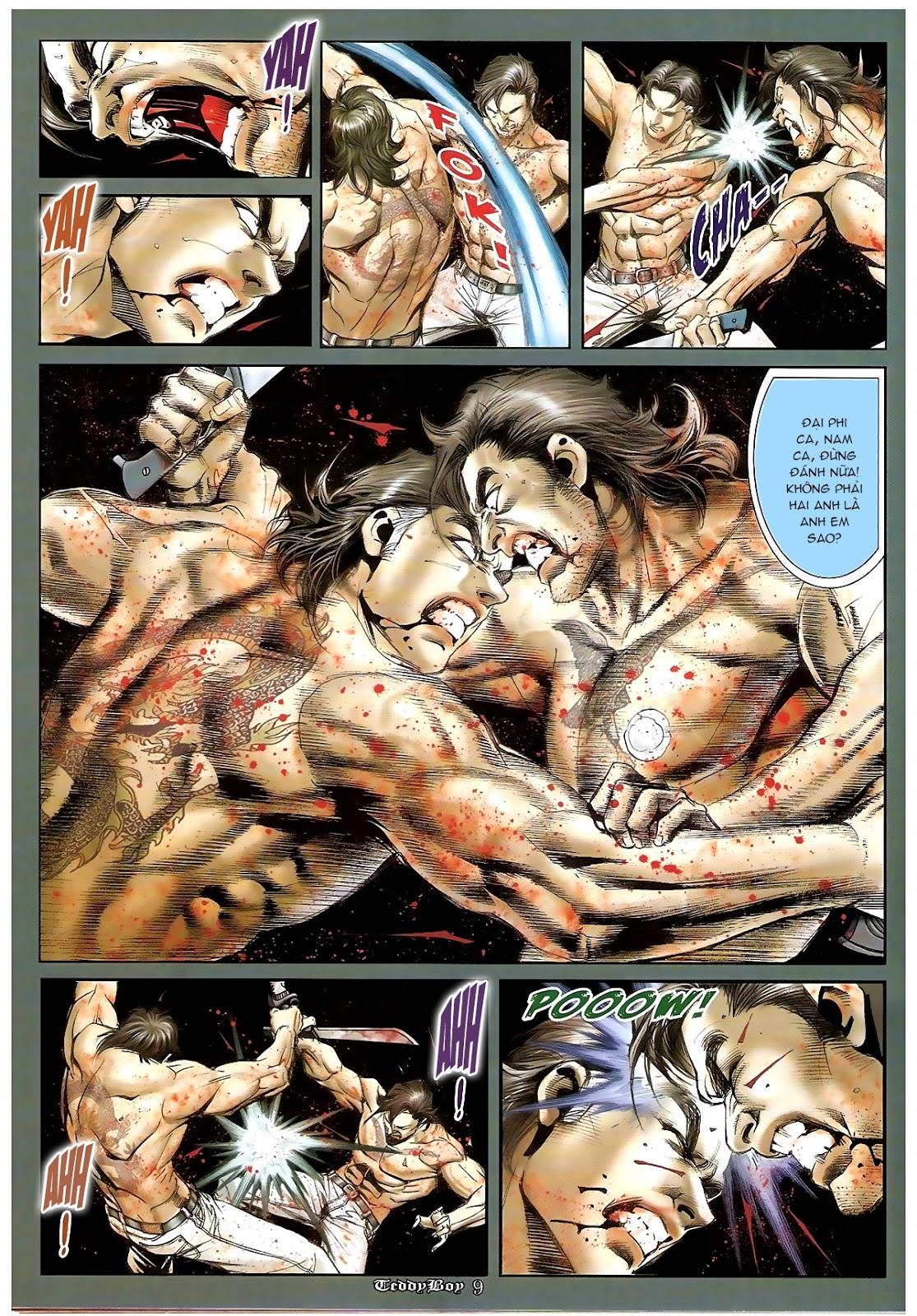 Người Trong Giang Hồ - Chapter 1235: Đồng qui ư tận - Pic 7