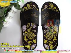 Sandal Hotel Batik Happy Oiling