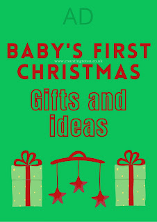 AD Baby's first Christmas Gifts and Ideas