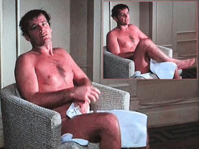 caan naked James