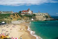Przewodnik po Portugalii: Wybrzeże Lizbońskie - Cascais, Estoril, Costa da Caparica, Sesimbra, Setubal i Praia Grande [Zdjęcia + Mapa]
