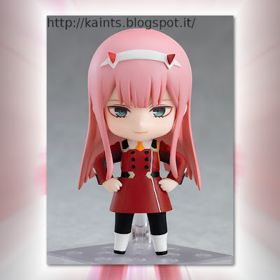 Nendoroid Zero Two by Good Smile Company
