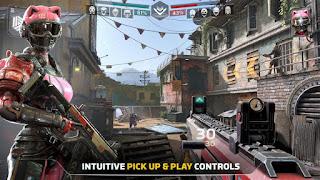 Modern Combat 5 mod apk rexdl