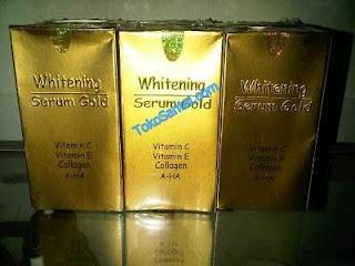 Serum Gold Whitening CV Jaya Mandiri Asli
