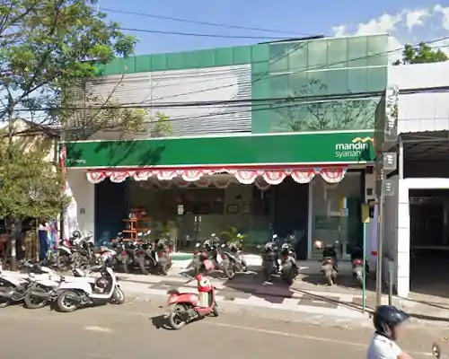 Alamat Telepon Bank Syariah Mandiri KC Genteng
