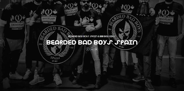 BEARDED BAD BOYS SPAIN