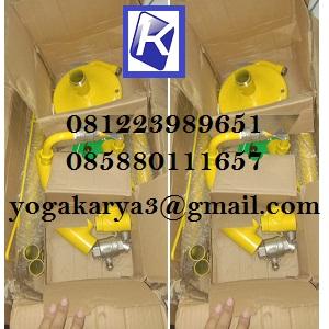 Jual Safety Drench Shower Hypro Stailess Asli di Jakarta