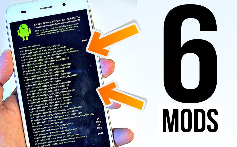 TOP 6 Aplicaciones Mods Que Modificaran El Diseño De Tu Teléfono