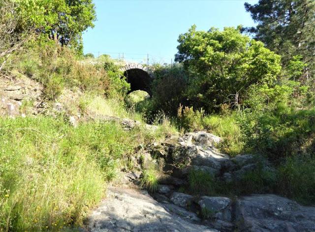 sentiero dei ponti Sestri Levante