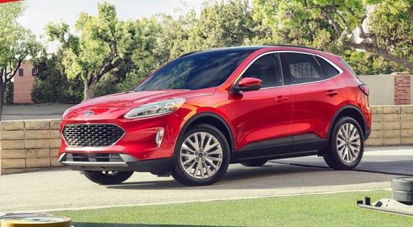 Review Ford Escape Terbaru Lengkap dengan Fitur-Fitur Canggih