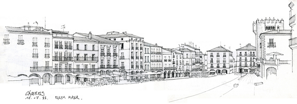 14-Caceres-Gérard-Michel-Urban-Architectural-Drawings-from-your-Teacher-www-designstack-co