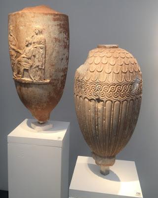 Το υπουργείο Πολιτισμού διεκδικεί τις κλεμμένες αρχαιότητες που ήταν προς πώληση στην έκθεση Frieze Masters του Λονδίνου