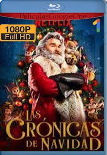 Las crónicas de Navidad (2018) [1080p Web-DL] [Latino-Inglés] [LaPipiotaHD]