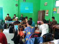 Rapat Operator MI Se-Kota Probolinggo dalam rangka Follow Up Pengerjaan ARD