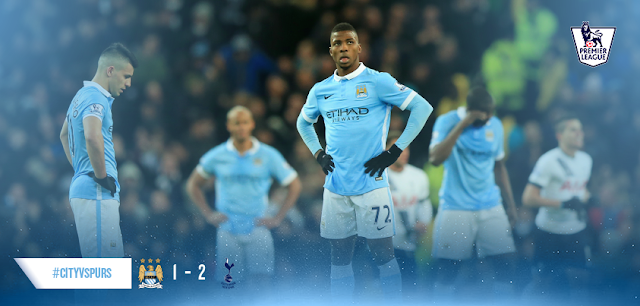 VIDEO GOL & HIGHLIGHTS: FT Manchester City 1 - 2 Totenham Hotspurs