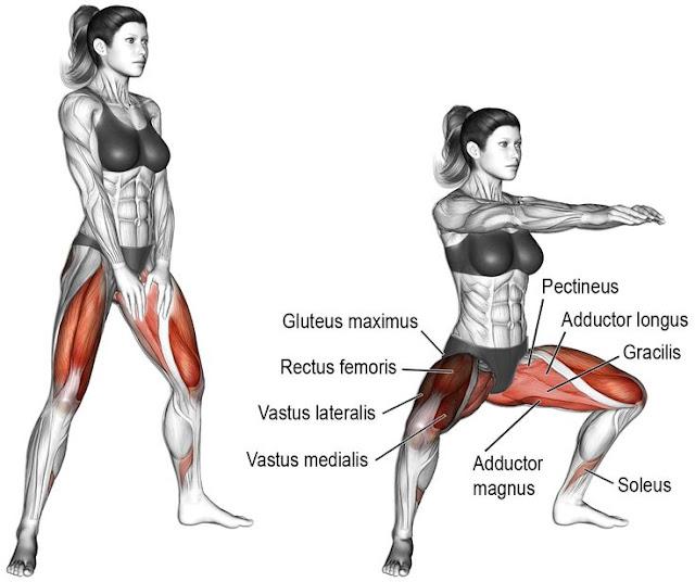 28 day squat challenge