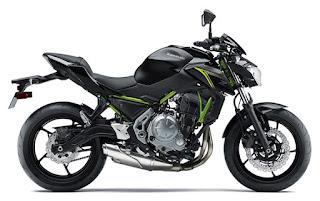 Kawasaki Z650, menjadi andalan
