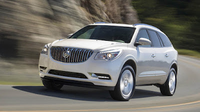 Buick Enclave Most Googled Car in the United States
