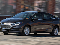 2018 Chevrolet Cruze Sedan Diesel Automatic Review