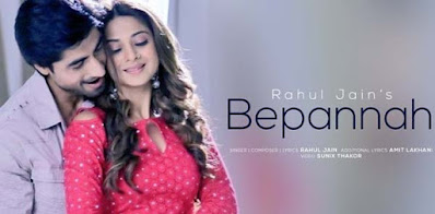 Bepannah Title Song Lyrics (Male) - Jennifer Winget, Harshad Chopda