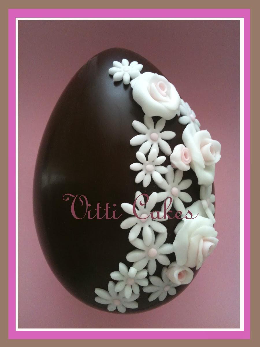 abbastanza I Dolci di Vitti: Uova di Pasqua decorate XG53