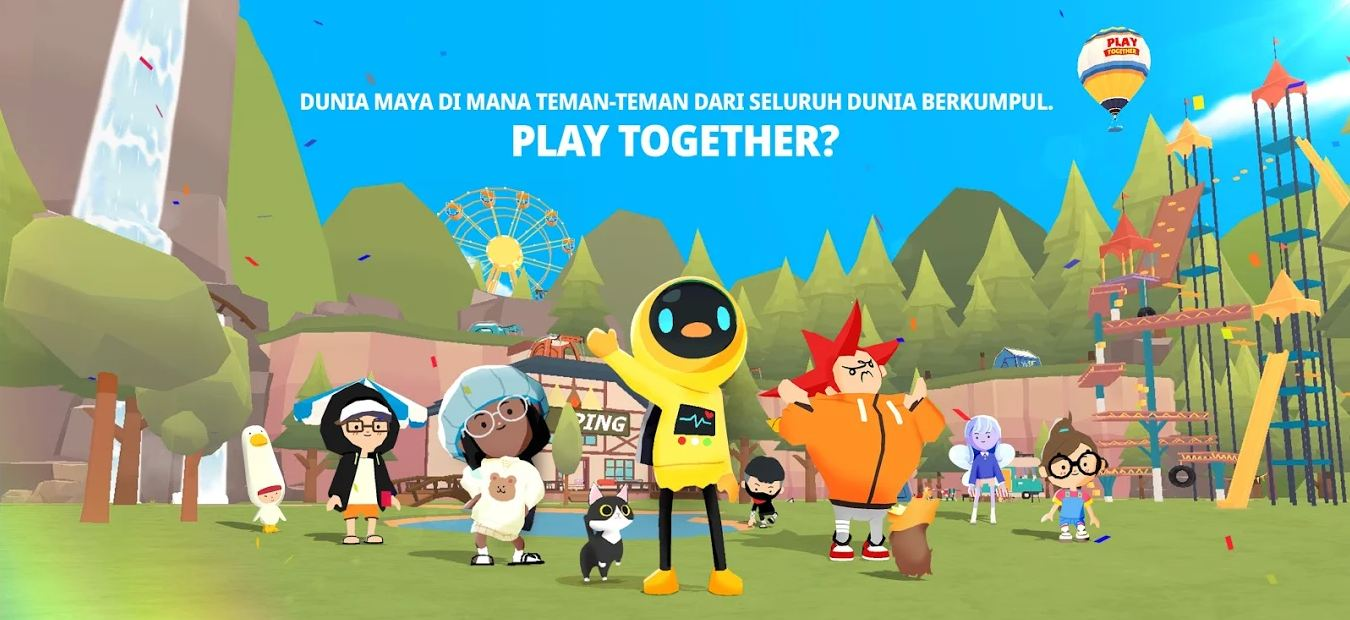 Game PLAY TOGETHER