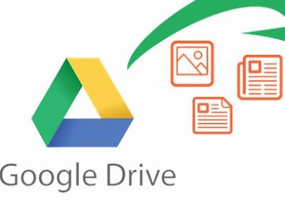 cara mudah untuk menyimpan dan menshare file di google drive