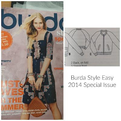 Burda Easy 2014 magazine