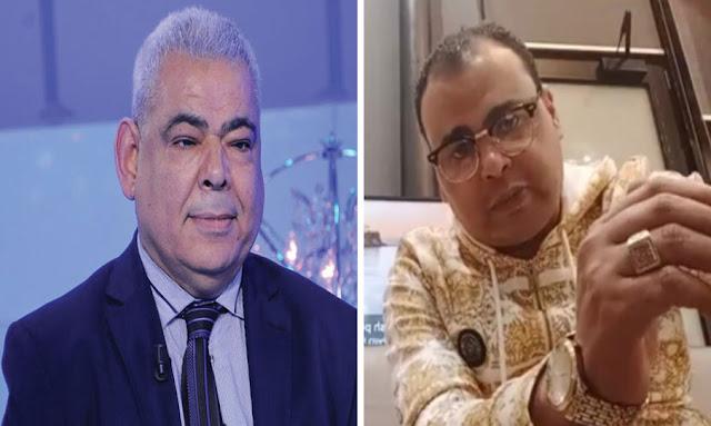 خطير جدا / منذر قفراش يفجر مفاجأة مدوّية : الناشط السياسي سمير عبدالله توفي مقتولا!!