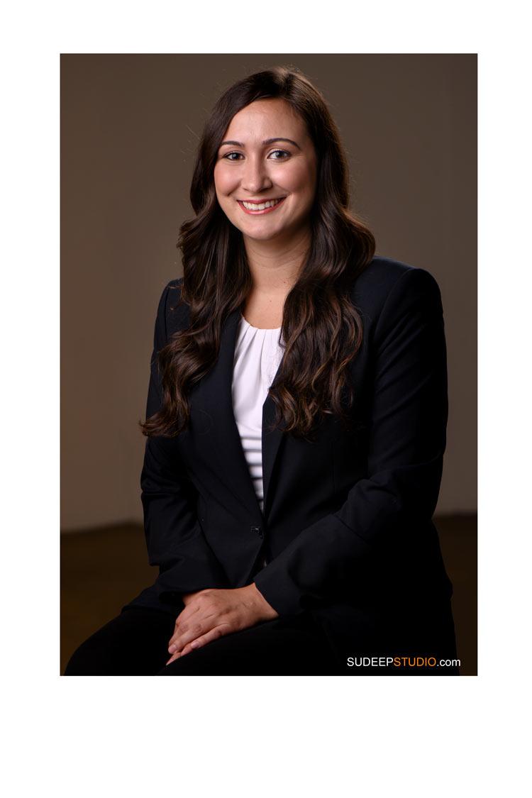 Professional Headshot for Providers Doctor  Woman Female SudeepStudio.com Ann Arbor Portrait Photographer