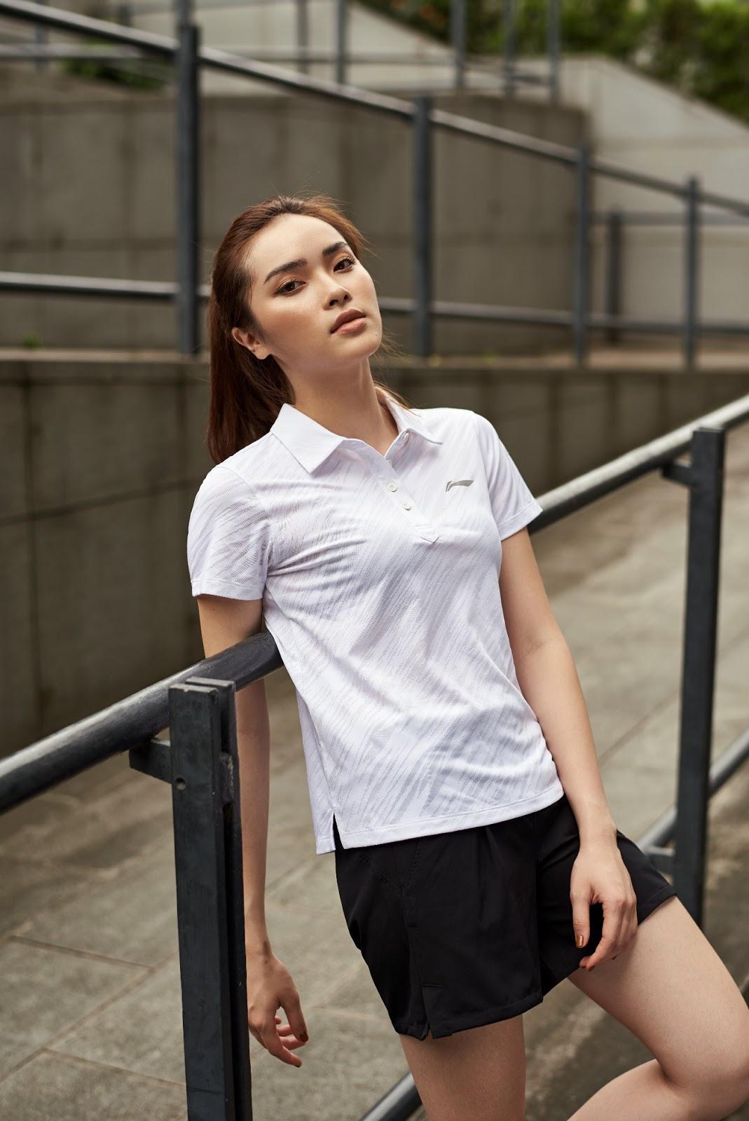 áo thể thao Lining nữ