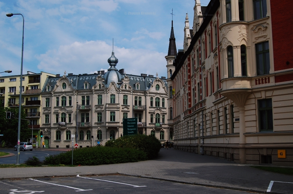 Olsztyn | Kamienica Maxa Hessego, plac Bema 2