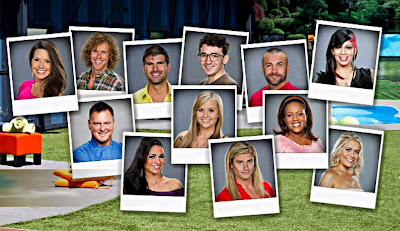 The Tv Show Must Go On Big Brother 14 Meet The Cast