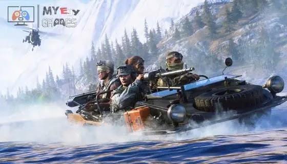 تحميل لعبة Battlefield Vللكمبيوتر