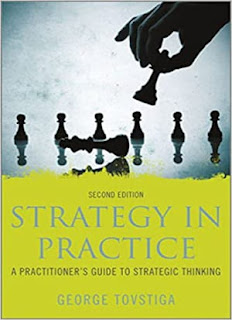 Strategy in Practice: A Practitioner′s Guide to Strategic Thinking