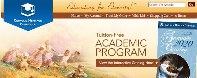 catholic heritage curricula chc bohemian catholic homeschooling