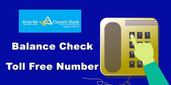 Canara Bank Balance Check Kaise Kare {Balance Check Missed Call Number}