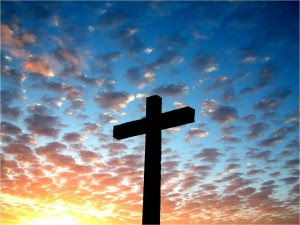 image cross easter jesus christian