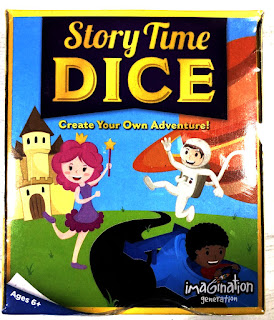 Story Time Dice Review