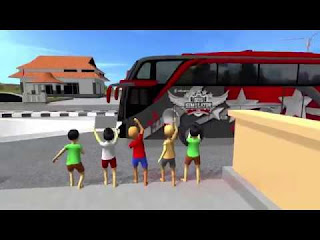 Bus Simulator Indonesia (BUSSID) 3