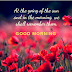 Good morning message and wishes with Beautiful Images with text for her